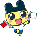 Mametchi Anime Artwork Pose4