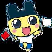 Mametchi Anime Artwork Pose4