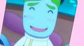 Doctor future blushing