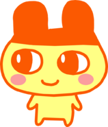 Mametchi red