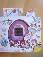 Tamagotchi friends pink