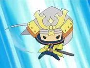 Gozarutchi samurai
