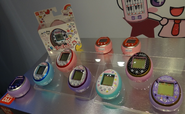 New tamagotchi friends designs