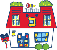 Mametchi's house