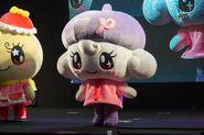 Coffretchi and Pianitchi mascots