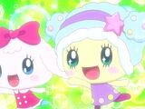 Appearance! Yumemitchi and Kiraritchi