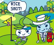 Kizatchi papa golf