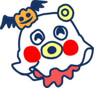 Chuchutchi halloween