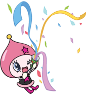 Himespetchi Party Popper