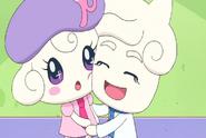 Papapianitchi Hugging Pianitchi