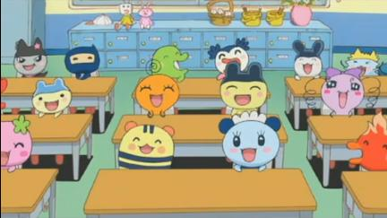 Perfect in the Morning! Tamagotchi School