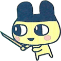 Mametchi Channel Found Artwork Pose2