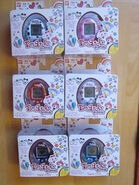 Tamagotchi friends boxes