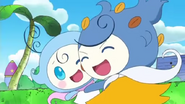 Whirlitchi hugging winditchi