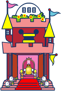 Gotchi King's Castle