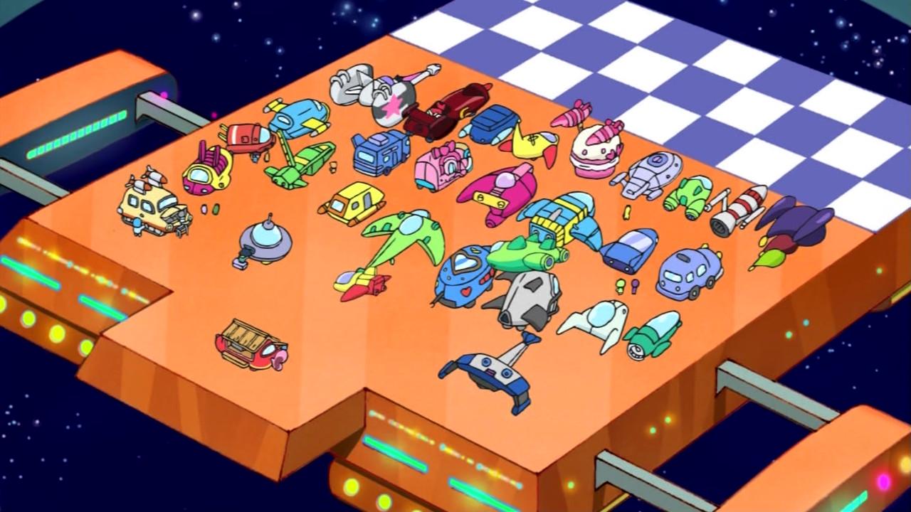 Tamagotchi Space Grand Prix