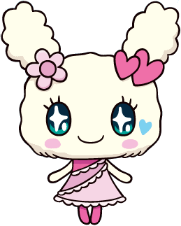 Anime (Tama-Heart outfit)