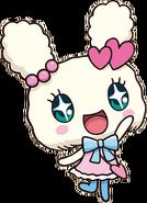 Lovelitchi anime pose
