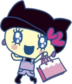 Melodytchi shopping bag