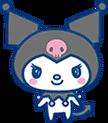 Image of Kuromi.