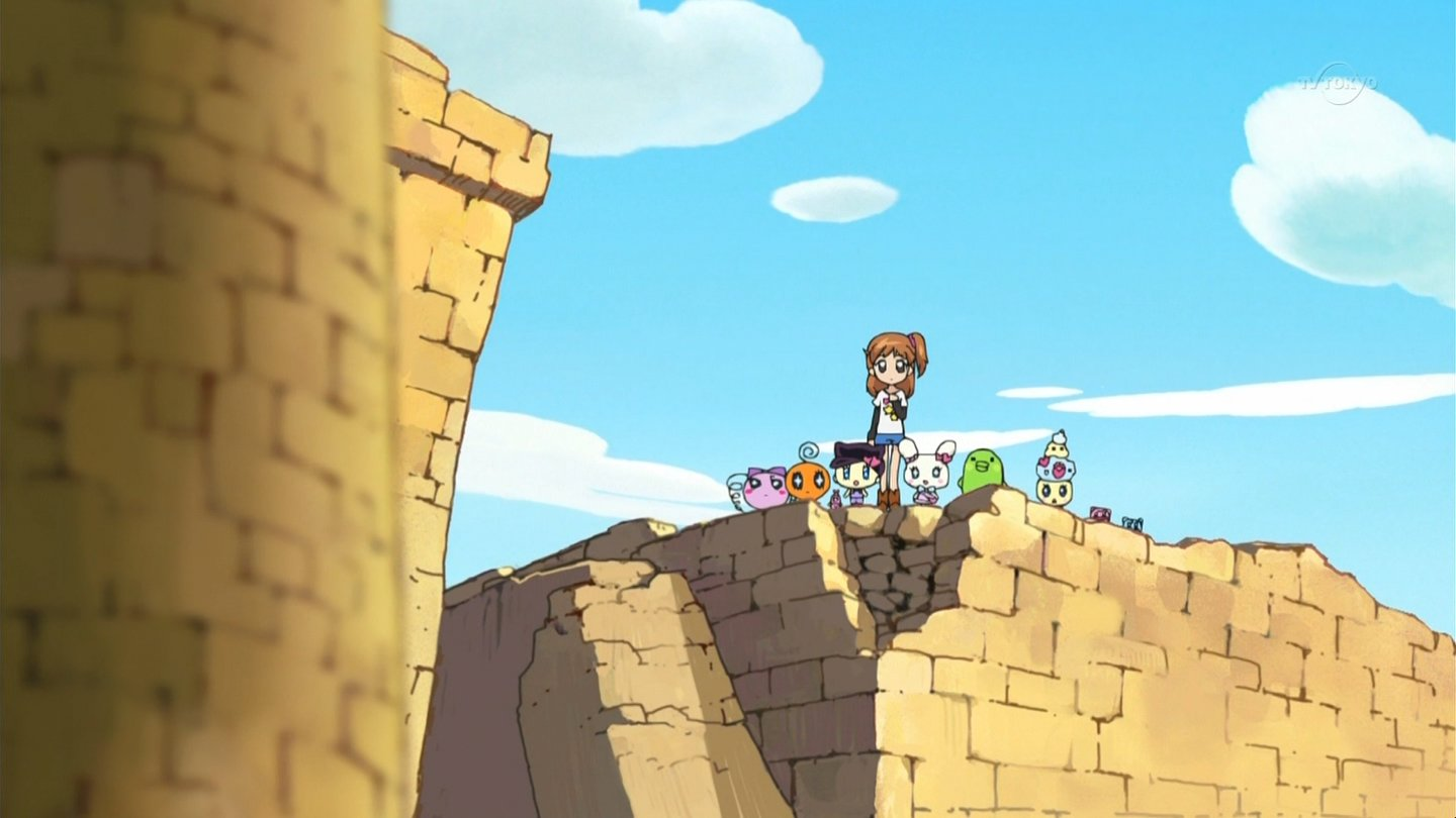 Discovery! Secret of the Tama Desert Temple