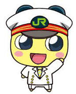 Mametchi Anime JR Artwork