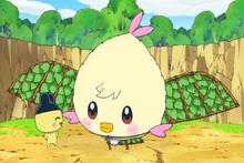 Fuwamokotchi wings