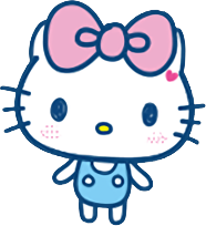 Image of Hello Kitty.