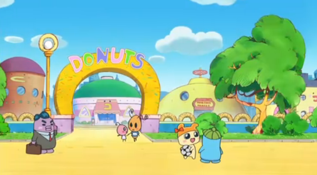 Donuts Park