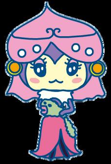Image of Mademoiselle Koko.