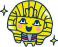 Pharaotchi happy