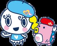 Ciaotchi and ekakitchi