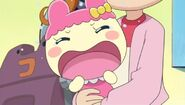 Chamametchi crying