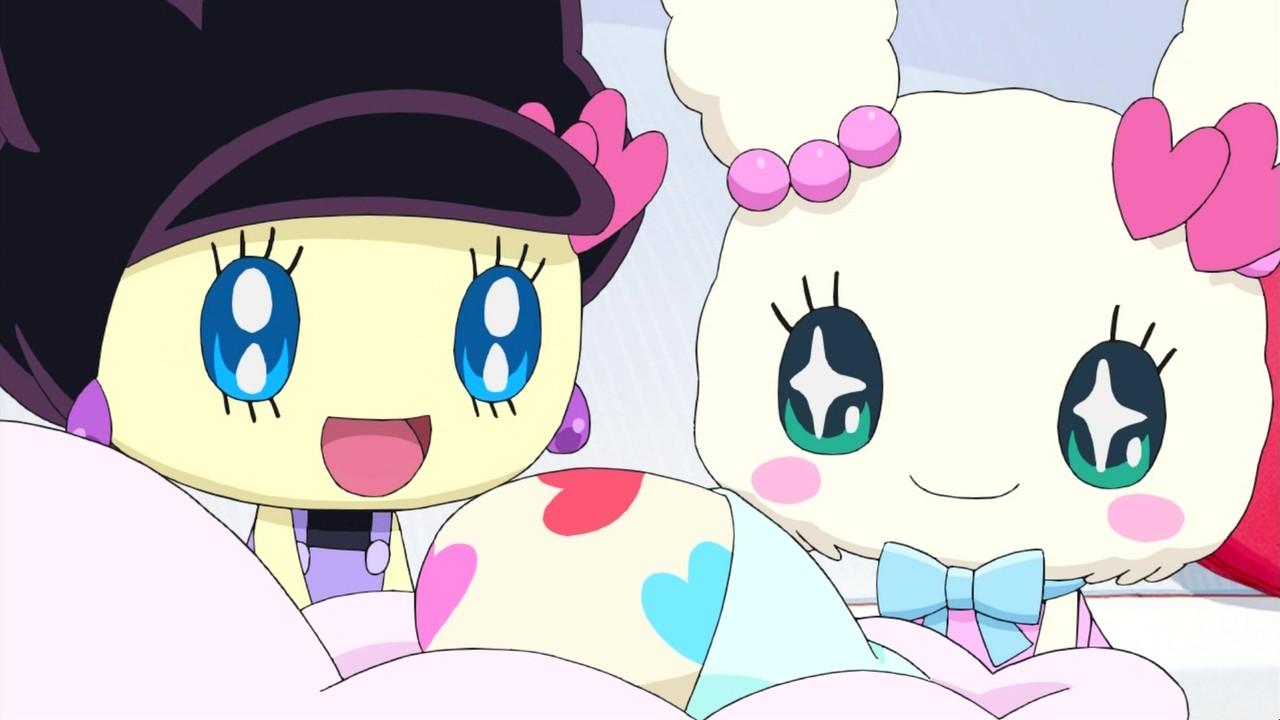Lovelitchi Becomes a Big Sister