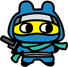 Mametchi ninja