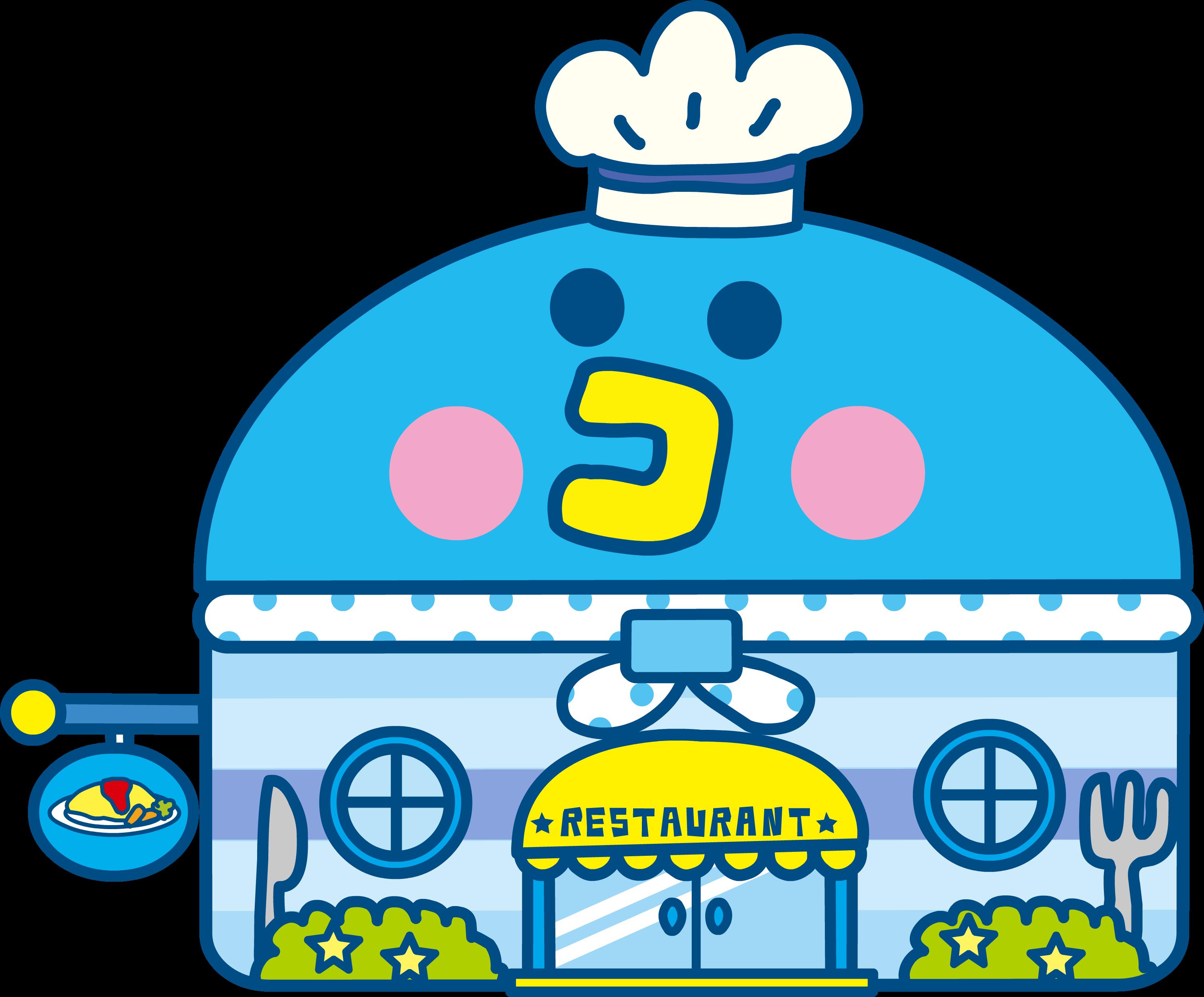 Tamagotchi Restaurant