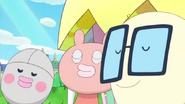 Mouse toro megane anime