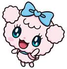 Yumecantchi anime pose