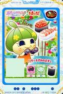 Uwasatchi Pushed Sushi