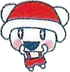 DekaTama-protagonist Channel Found Artwork Pose1