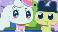 Coffretchi with Mametchi
