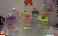 Tamagotchi friends figures