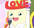 Comb bowie love