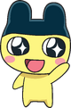 Mametchi starry eyes