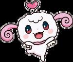 Hapihapitchi anime pose