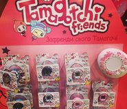 Tamagotchi friends russia