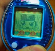Tamagotchi friends close up