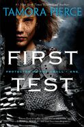 First Test cover with photographs by Howard Huang