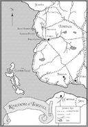 3rd century Tortall map