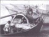 紅頭船與淡水河運